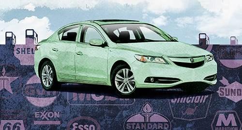 beste hybride auto 2014