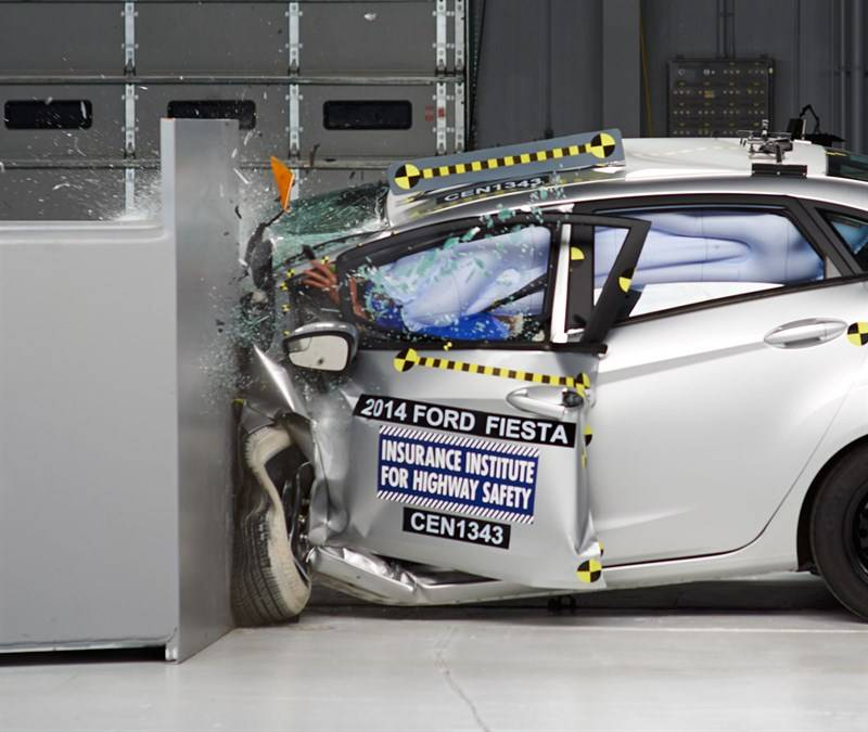 Size Matters When Crash Safety Is Involved: IIHS Crash Report