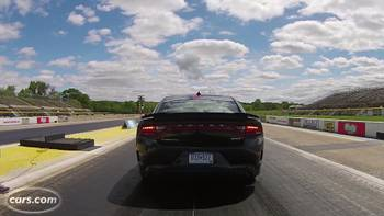 Video: We Do 11 Seconds in the Dodge Charger Hellcat
