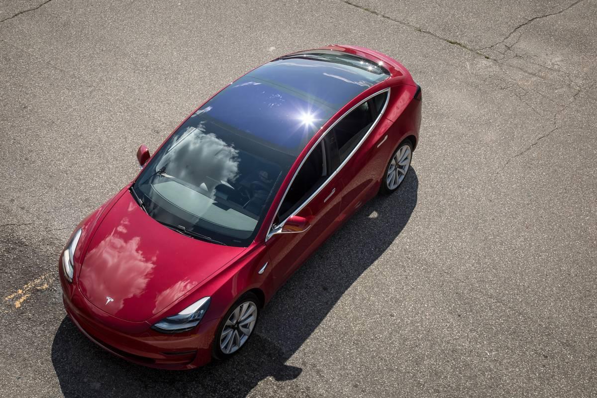 10 Biggest News Stories of the Week: Tesla Model 3 Keeps Subarus at Safe Distance
