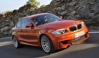 2012 BMW 1 Series M Coupe: First Look