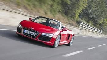 2014 Audi R8 Lands at Dealerships as 'Iron Man 3' Readies Launch