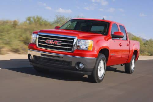 Insurance Study Finds GMC Sierra 1500 Best for Safety