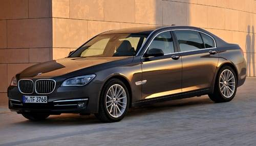 2013 BMW 7 Series: First Look