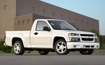 Recall Alert: 185,000 Compact GM Trucks over Child Seat Defect