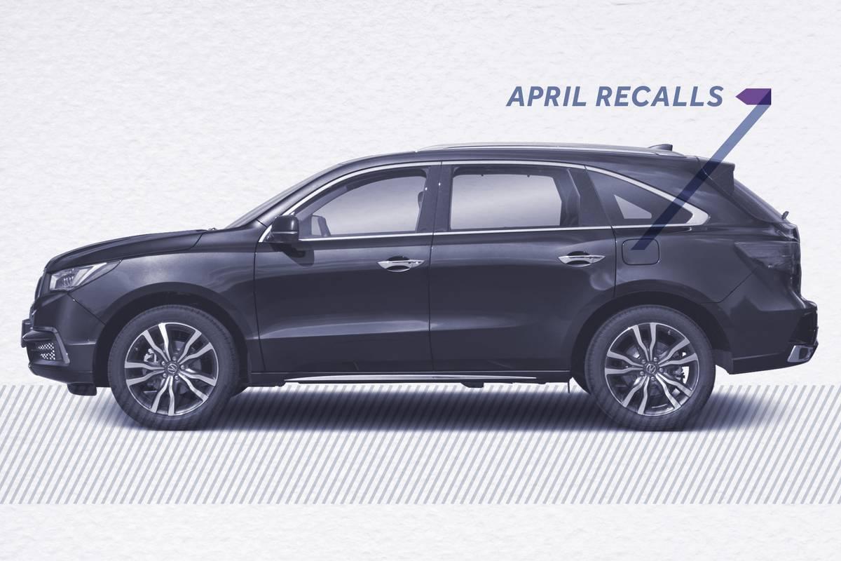 Recall Recap: The 5 Biggest Recalls in April 2019