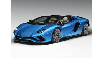 2017-2019 Lamborghini Aventador S: Recall Alert