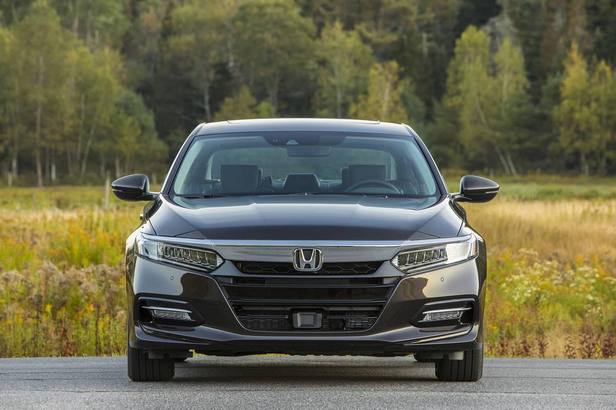 10 Biggest News Stories of the Week: Honda Accord Hybrid 'Sips' Past Honda Ridgeline, Nissan Titan