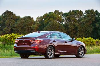 737,000 Honda Accord, Accord Hybrid, Insight Sedans Recalled for Software