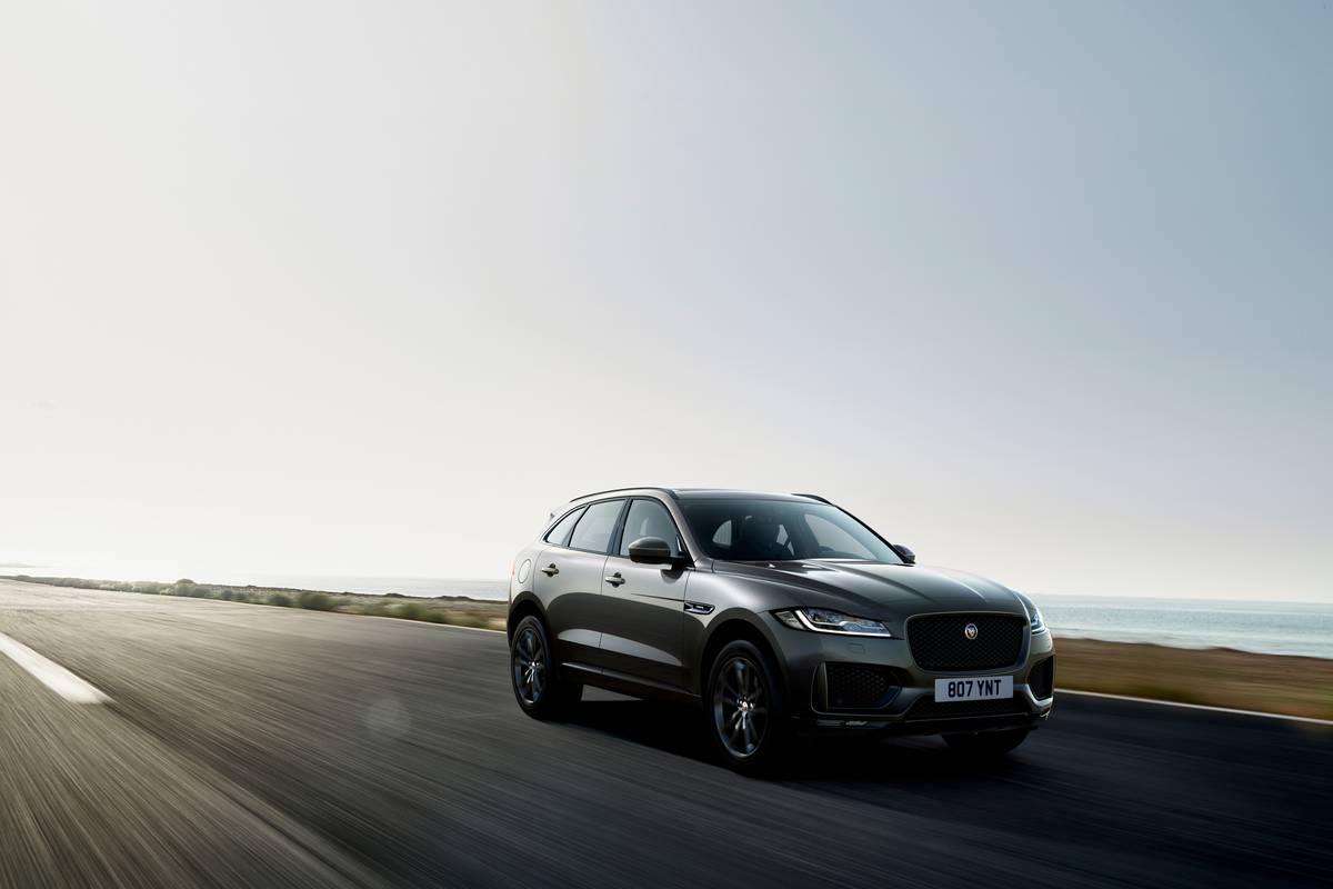 2020 Jaguar F Pace Bumps Up Prices Adds 2 Limited Edition Trims News Cars Com