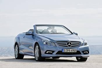 2011 Mercedes-Benz E-Class Cabriolet: First Look