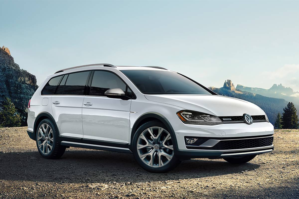 2019 Golf Alltrack OEM