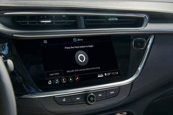 Which Cars Have Amazon Alexa Integration?