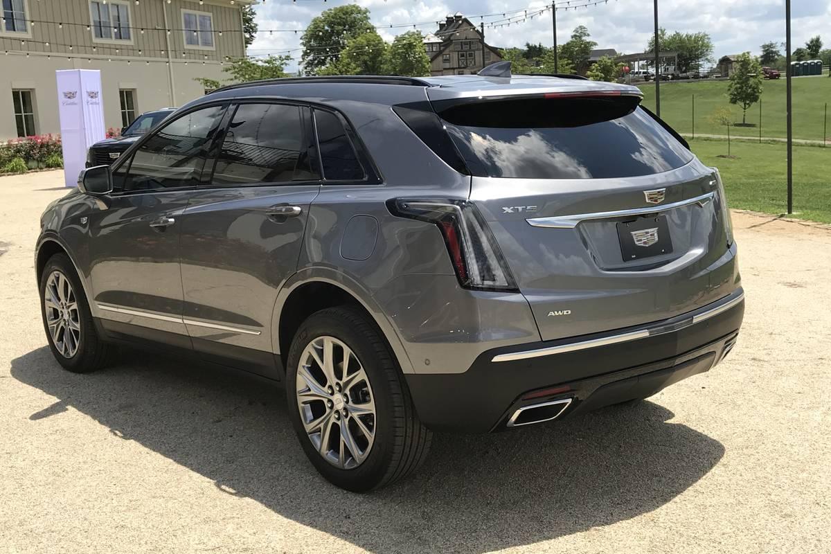 2020 Cadillac XT5 Performance