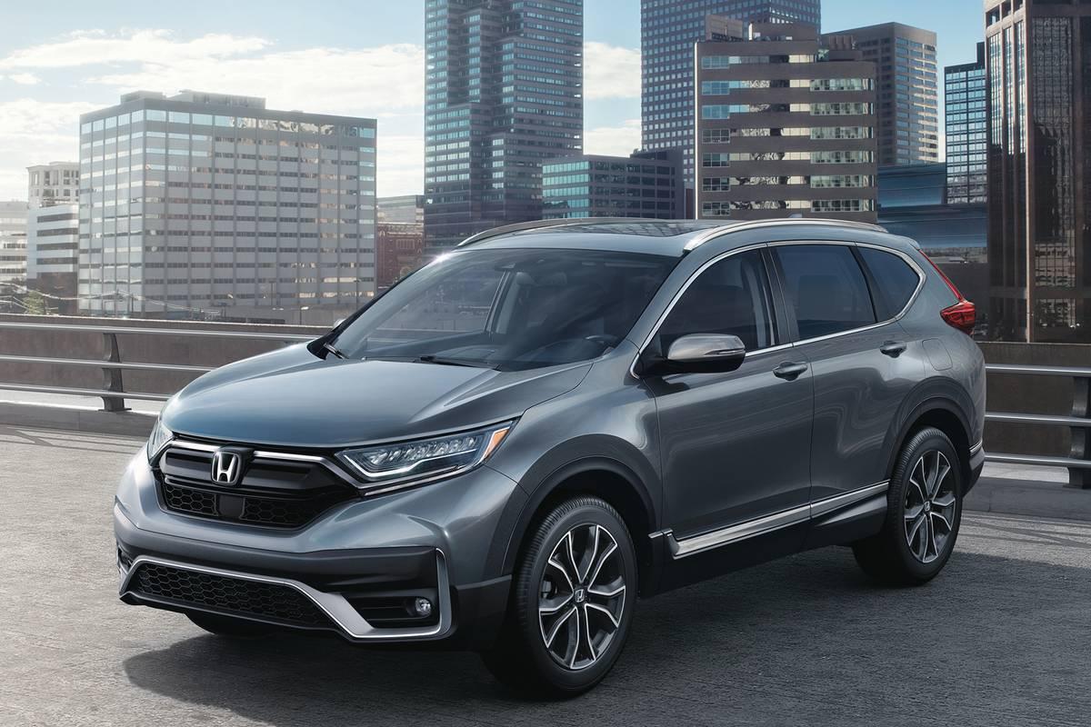 Honda Cr V Which Should You Buy 2019 Or 2020 News Cars Com