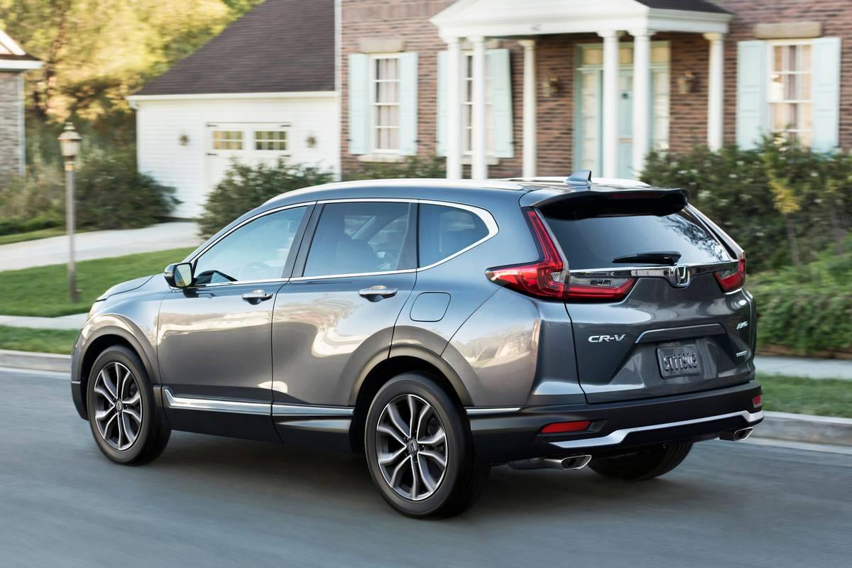 How Do Car Seats Fit In A 2020 Honda Cr V News Cars Com