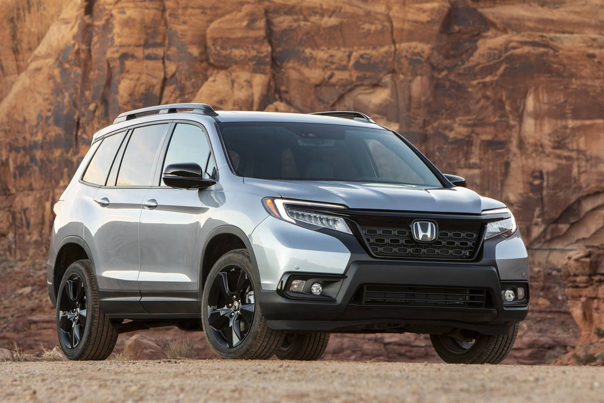 Honda Passport Which Should You Buy 2019 Or 2020 News Cars Com
