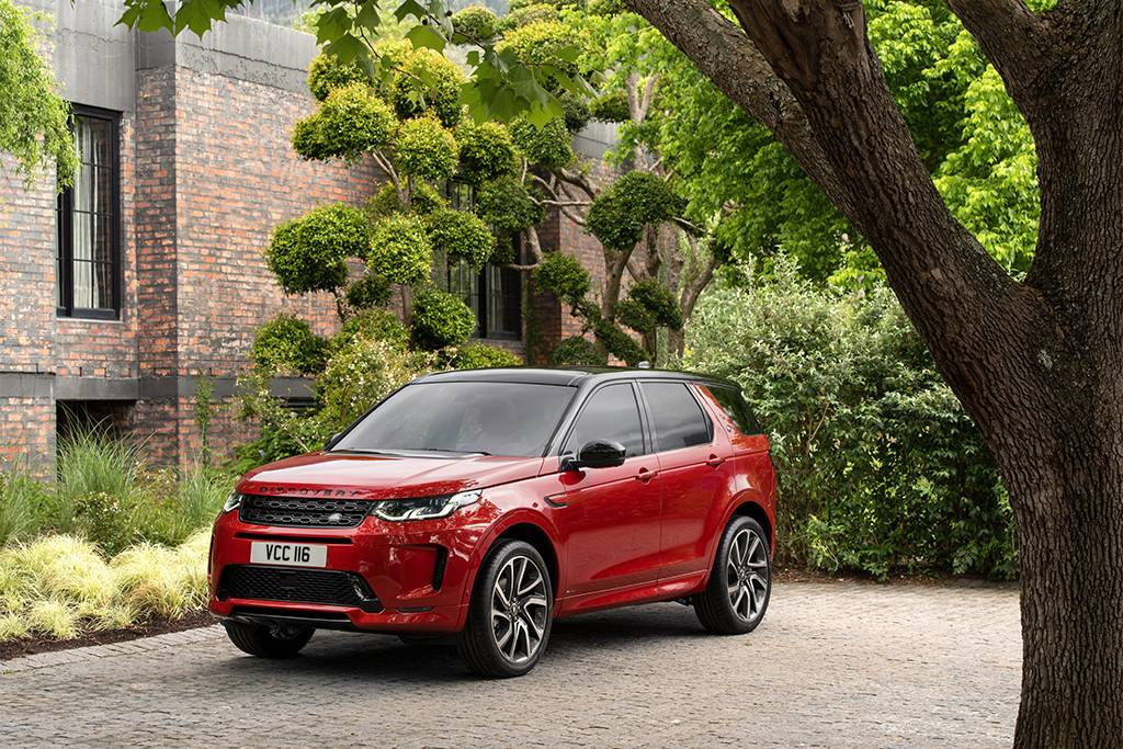 2020 Land Rover Discovery Sport Gets Mild-Hybrid Option ...