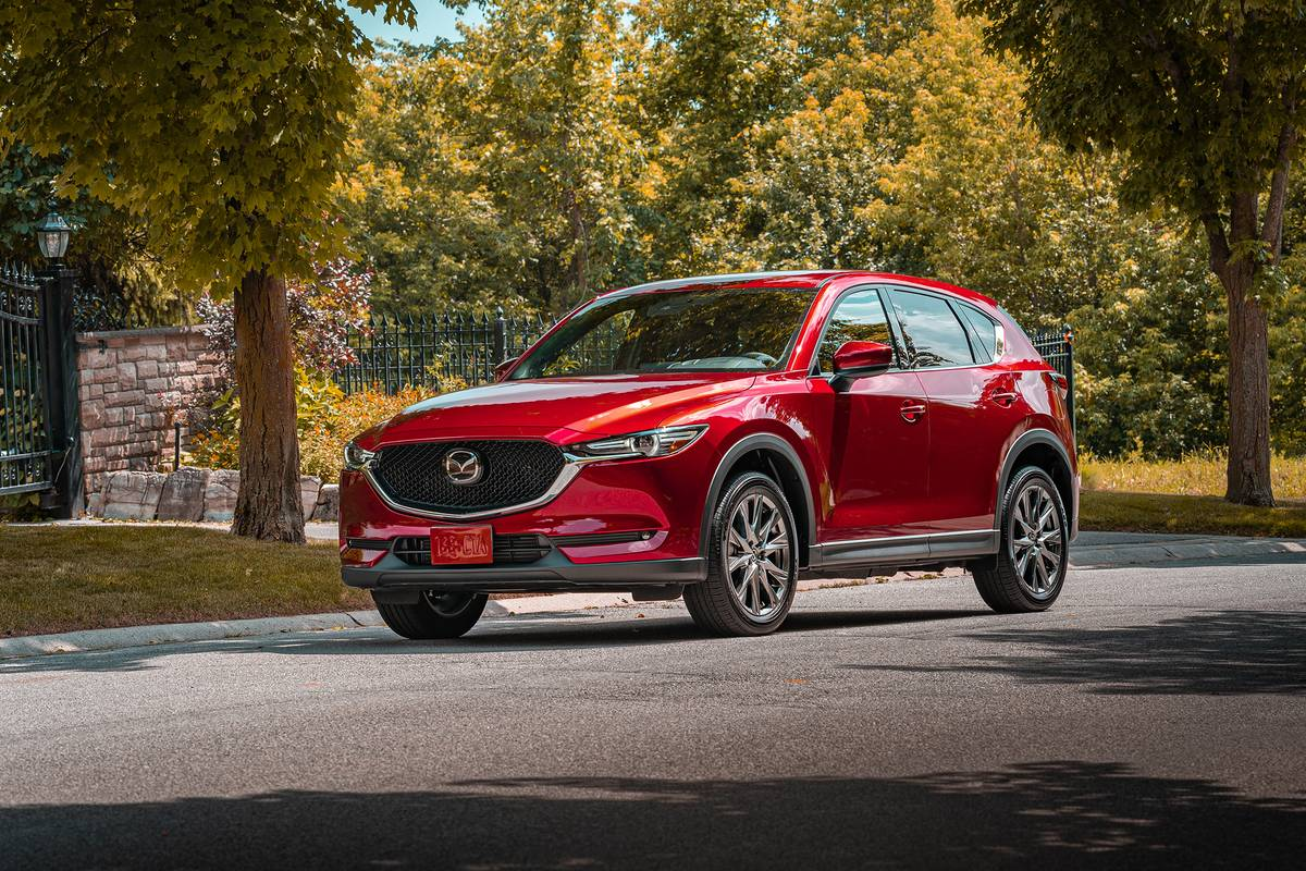Mazda Cx 5 Which Should You Buy 2019 Or 2020 News Cars Com