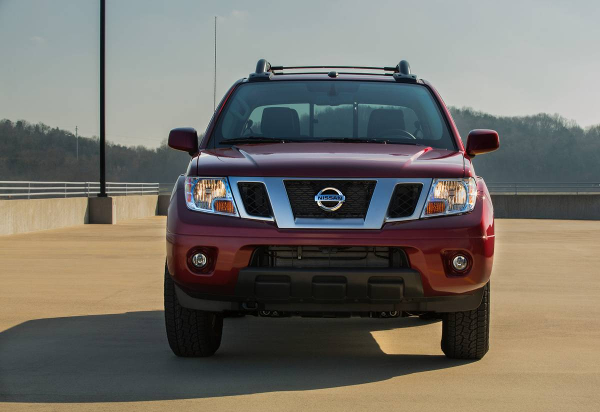 2020 Nissan Frontier No Longer the Top Choice to Get Dirty Jobs Done Dirt Cheap