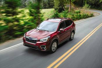 How Do Car Seats Fit in a 2020 Subaru Forester?