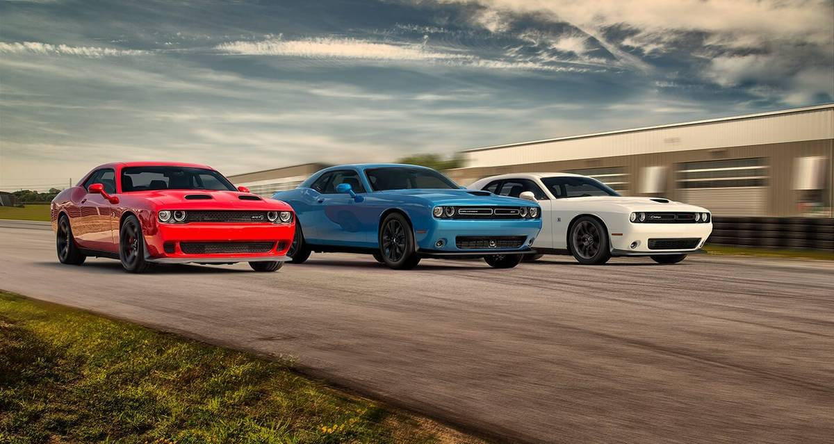 Sponsored The 2020 Dodge Challenger Breaks Through The Limits Of Power And Performance News Cars Com