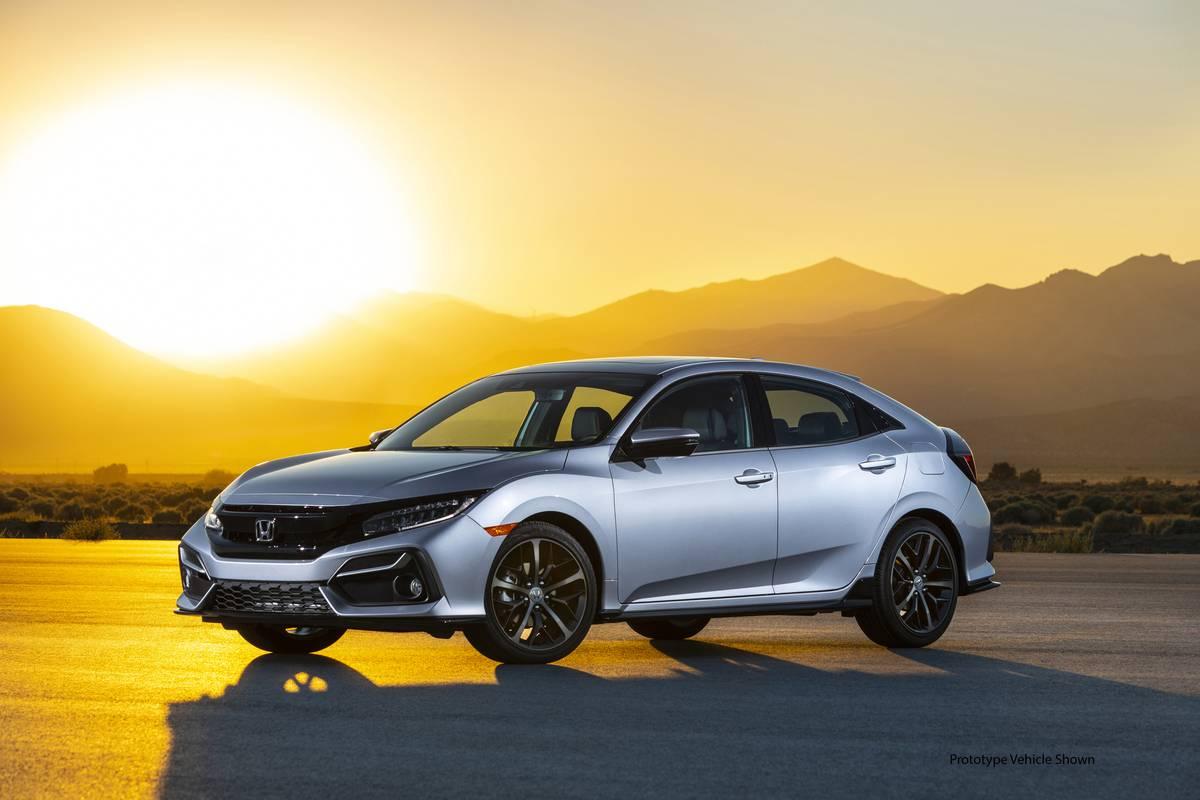 2020 Honda Civic Hatchback Back With Minimal Price Bump News