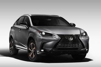 How Do Car Seats Fit in a 2020 Lexus NX 300?