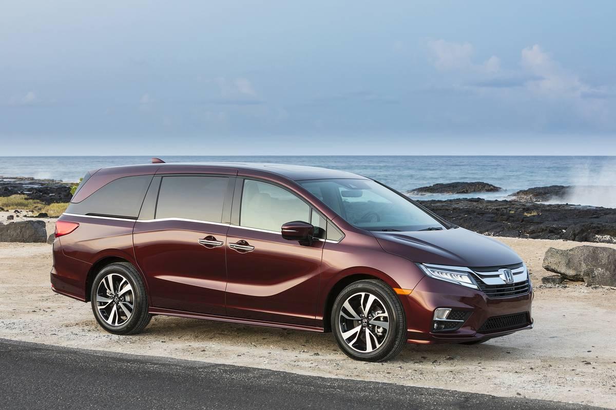 2020 Honda Odyssey Speed Test