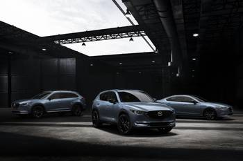 Mazda CX-5, CX-9 and Mazda6 Get Carbon Editions for 2021