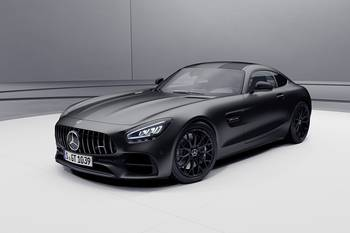 Mercedes-AMG GT Coupe, Roadster Go Stealth (but by No Means Stealthy) for 2021