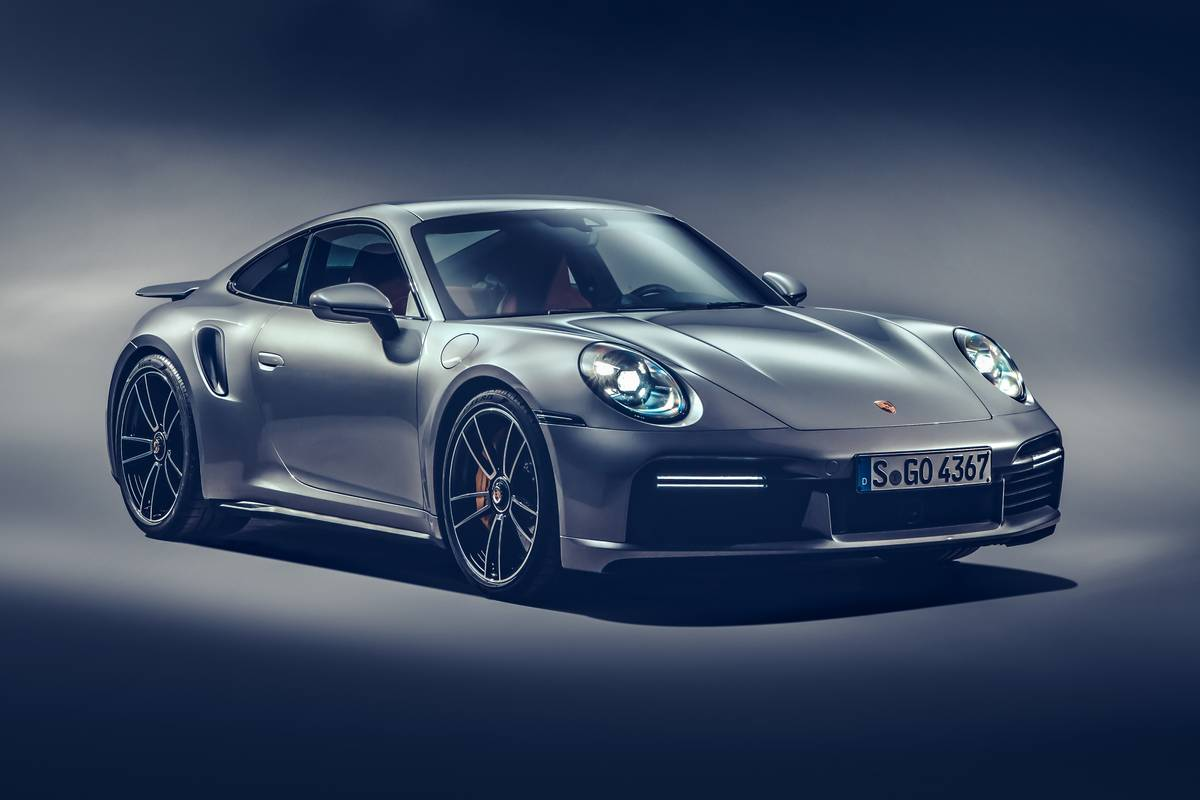 2021 Porsche 911 Turbo S: 911's Next  Top Model