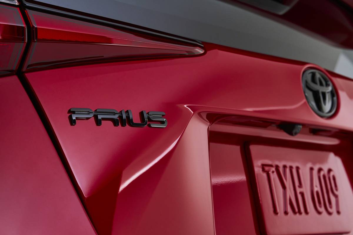 2021 Toyota Prius Brings Updates, Android Auto and Anniversary Edition