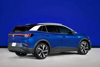 2021 Volkswagen ID.4 Video: VW's First Long-Range Electric Car in U.S. Is (Shocker!) an SUV