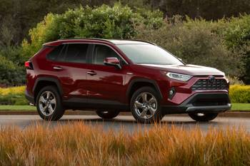 2021 Toyota RAV4 Hybrid Goes Highbrow With New XLE Premium Trim