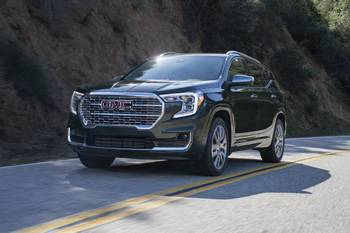 3 Things to Know About the Updated 2022 GMC Terrain