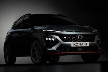2022 Hyundai Kona N to Have 276-HP, 8-Speed Dual-Clutch Transmission