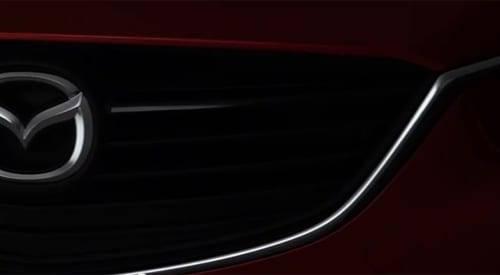 Mazda Teases New Mazda6