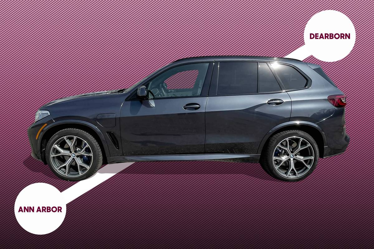 2021 BMW X5 Plug-in Hybrid Range: How Far Can It Go on Electricity Alone?