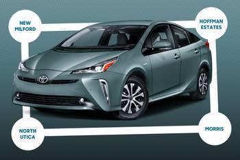 2021 Toyota Prius AWD-e: Real World Gas Mileage