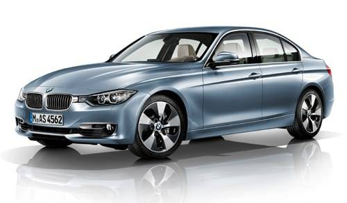 2013 BMW ActiveHybrid 3 Priced at $50,195