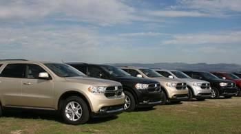 2011 Dodge Durango: First Drive