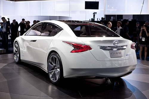 2010 Los Angeles Auto Show: Winners & Losers, Concept Cars