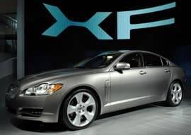 2009 Jaguar XF Starts at $49,200