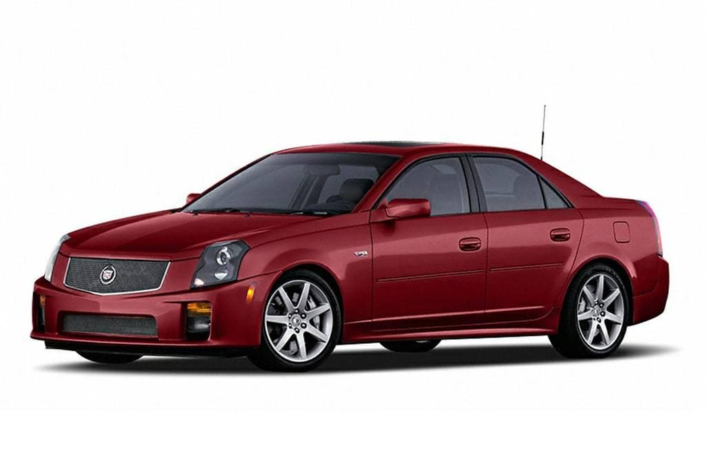 Recall Alert: 2004-2007 Cadillac CTS-V