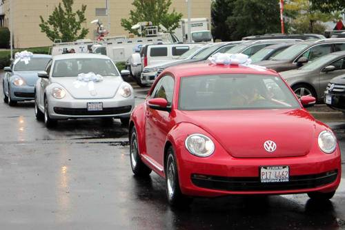 Oprah Vw Beetle Giveaway Finally Delivers News Cars Com