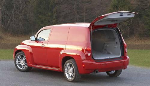 Chevy Hhr Panel A Retro Business Wagon News Cars Com