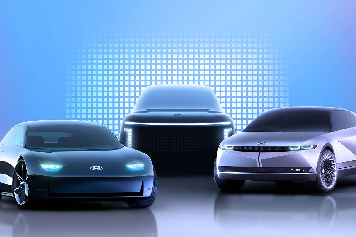 Hyundai Reboots Ioniq Brand With All-New Electric SUV