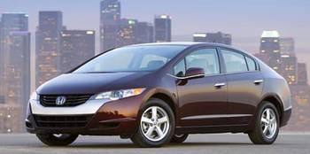 2007 L.A. Auto Show: Honda FCX Clarity