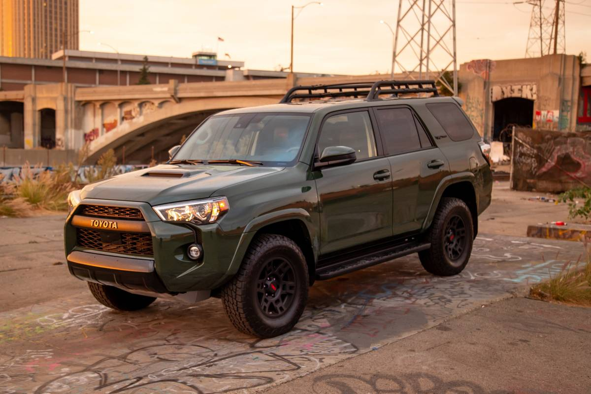 2020 Toyota 4runner Trd Pro 3 Things That Make It A Pro In The City News Cars Com
